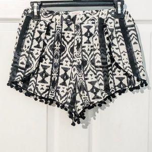 Henri Girl Shorts